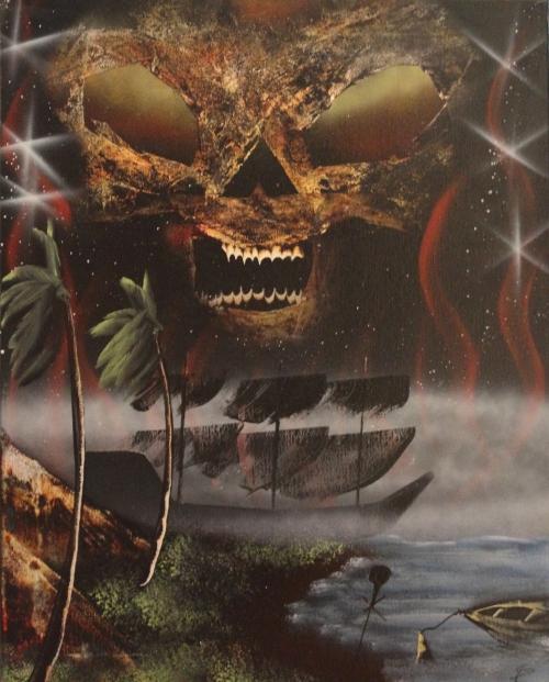 PotC - Skull