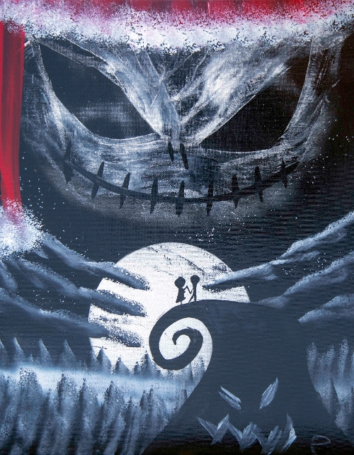 Jack Nightmare Before Christmas